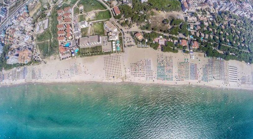 Albanija krantas
