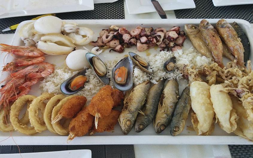 Kipras maistas