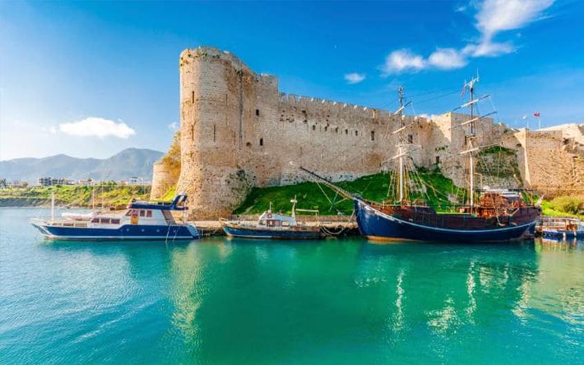 Kipras pilis