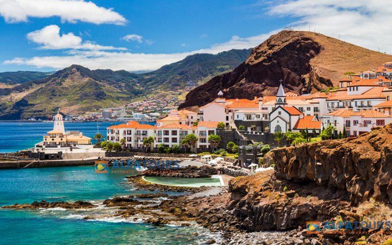 Portugalija Madeira