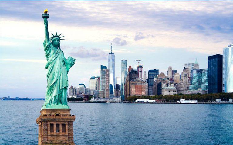 Niujorkas Laisvės statula